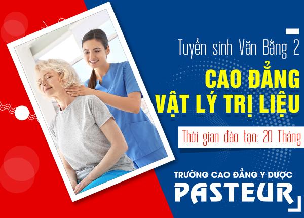 Khai giảng lớp văn bằng 2 Cao đẳng Vật lý trị liệu tại Hà Nội tháng 2/2021
