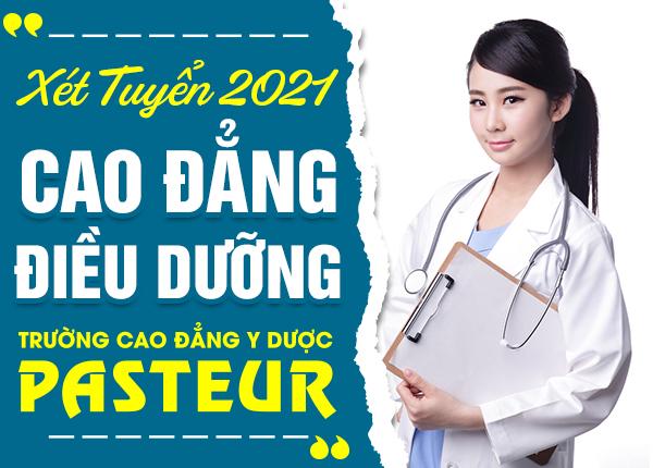 Xét tuyển Cao đẳng Điều dưỡng năm 2021