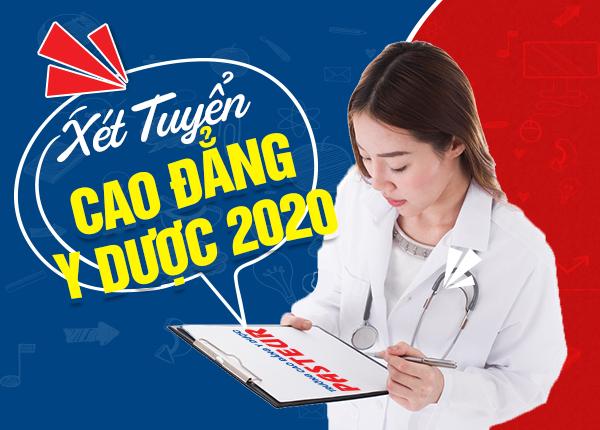Xét tuyển Cao đẳng Y Dược Pasteur năm 2020