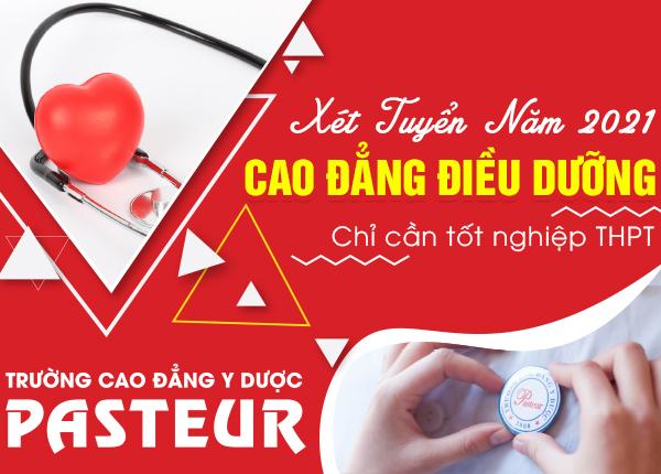 Xét tuyển Cao đẳng Điều dưỡng Hà Nội năm 2021
