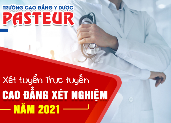 Cách đăng ký xét tuyển trực tuyến Cao đẳng Xét nghiệm Hà Nội năm 2021