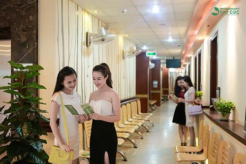 Bệnh viện Đa khoa Quốc tế Thu Cúc tuyển dụng Điều dưỡng viên chăm sóc khách hàng