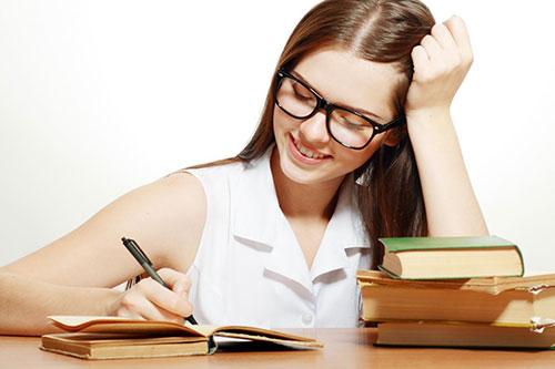 Tìm cho mình một lịch trình học thoải mái nhất có thể