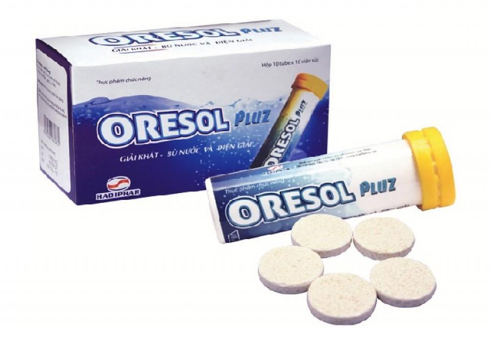 Sử dụng Oserol không đúng cách ảnh hưởng nghiêm trọng đến sức khỏe