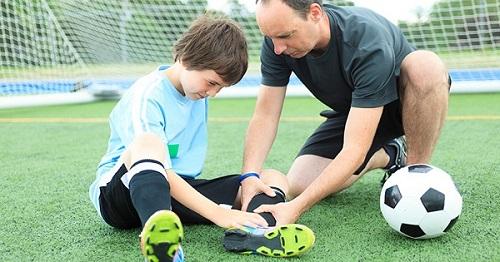 KTV Vật lý trị liệu hướng dẫn sơ cứu chấn thương trong thể thao