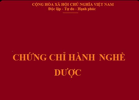Chứng chỉ hành nghề Dược ở Việt Nam có thời hạn bao lâu?