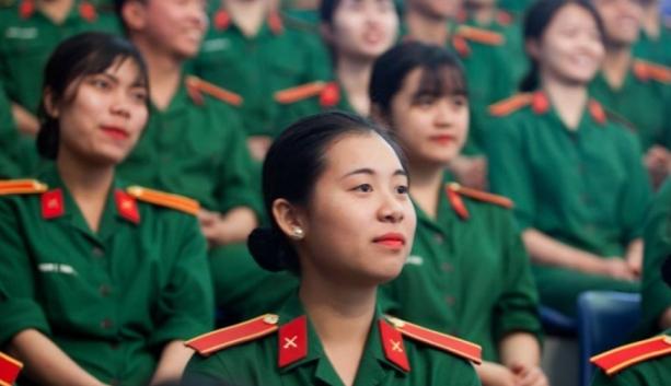 """Các trường quân sự có tỷ lệ chọi """"Khủng"""" năm 2019"""