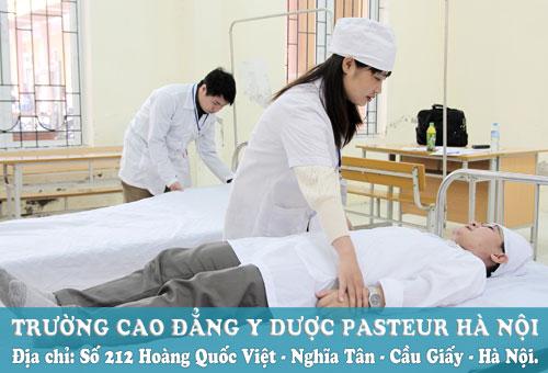 Đào tạo Điều dưỡng viên tại Hà Nội