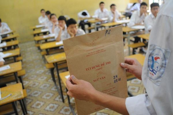 Đề thi THPT quốc gia năm 2019 không nặng về học thuộc hay trả lời khuôn mẫu