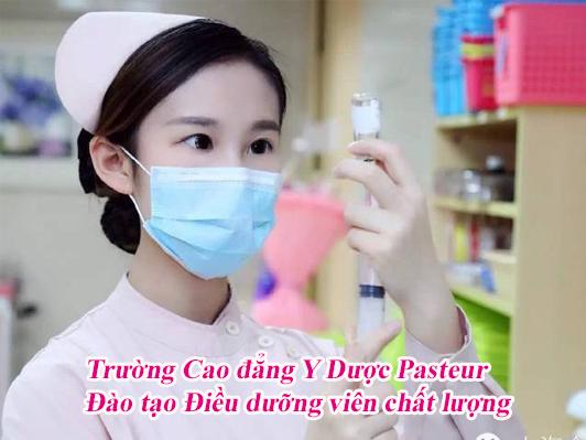 Đào tạo Điều dưỡng viên theo chuẩn của Bộ Y tế