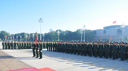 Dự kiến điểm chuẩn của Trường sĩ quan Lục quân 1 sẽ tăng hơn so với năm ngoái
