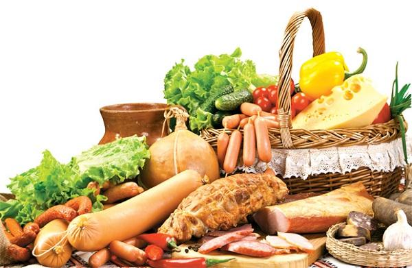 Thí sinh nên ăn uống đủ chất để đảm bảo sức khỏe