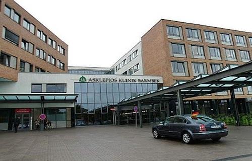 Bệnh viện Asklepios Klinik Barmbek, Hamburg, Đức