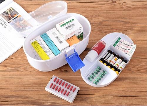 Một số loại thuốc nên dự trữ trong nhà