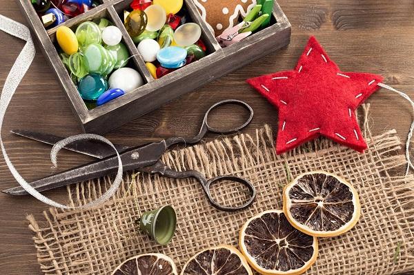Thỏa sức sáng tạo với công việc làm đồ handmade