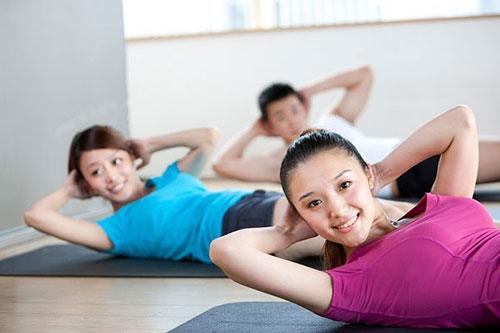 Tăng cường luyện tập thể dục để nâng cao sức khỏe