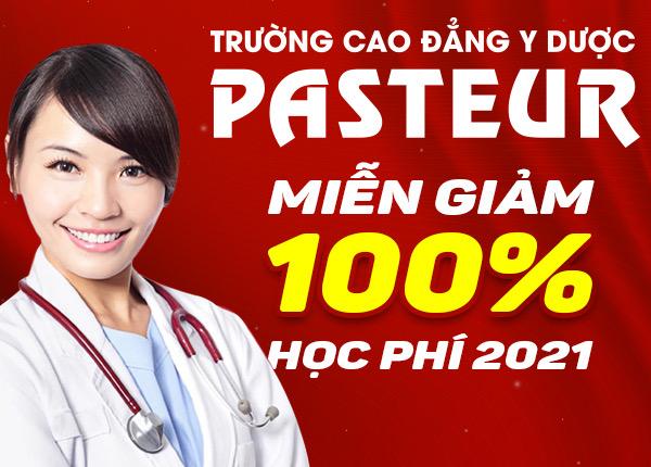 Miễn 100% học phí Cao đẳng Dược năm 2021