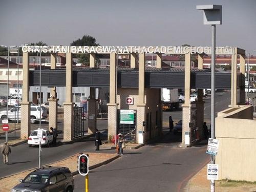 Bệnh viện Chris Hani Baragwanath, Nam Phi