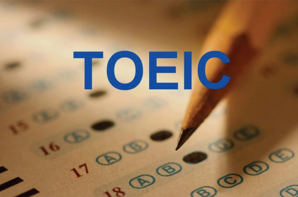 Những điểm mới trong cấu trúc đề thi TOEIC mới nhất 2019