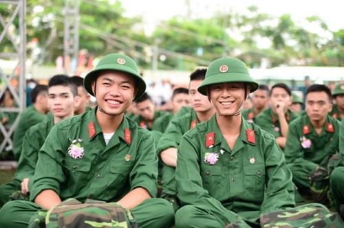Học ngành Quân đội để được hưởng nhiều ưu đãi