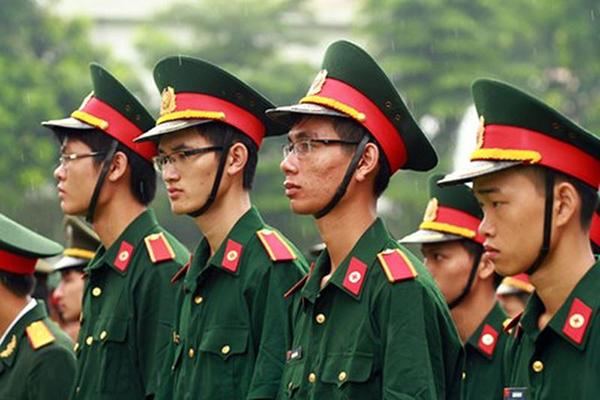 Điểm chuẩn của các Trường Quân đội năm 2018 và dự kiến điểm chuẩn 2019
