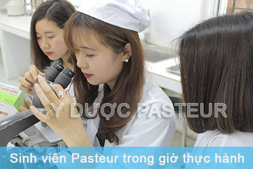 Lý do nên học Cao đẳng Y Dược Pasteur tại 212 Hoàng Quốc Việt - Cầu Giấy - Hà Nội