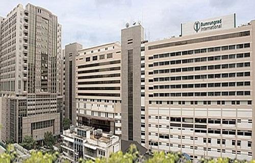 Bệnh viện quốc tế Bumrungad, Bangkok, Thái Lan