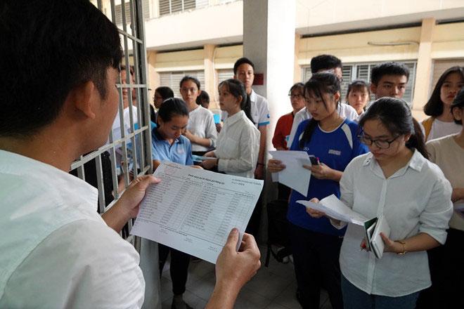 Thí sinh nên làm gì khi chỉ còn một ngày trước khi thi THPT quốc gia?