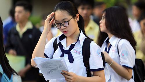 Điểm chuẩn xét tuyển của các trường Đại học năm 2017