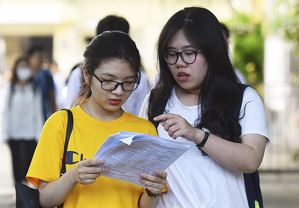 Các trường Đại học công bố điểm chuẩn xét tuyển bổ sung 2019