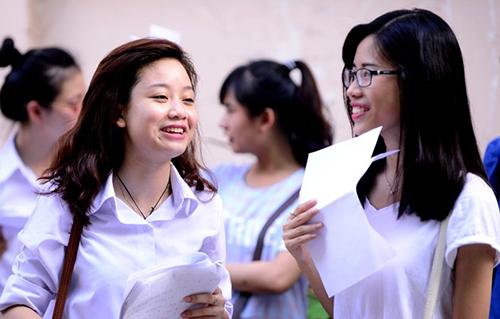 Hà Nội công bố điểm thi THPT quốc gia năm 2017 và điểm sàn sớm hơn dự kiến