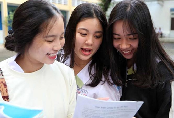 Điểm chuẩn xét tuyển ĐH Ngoại ngữ - ĐH Quốc gia Hà Nội 2018