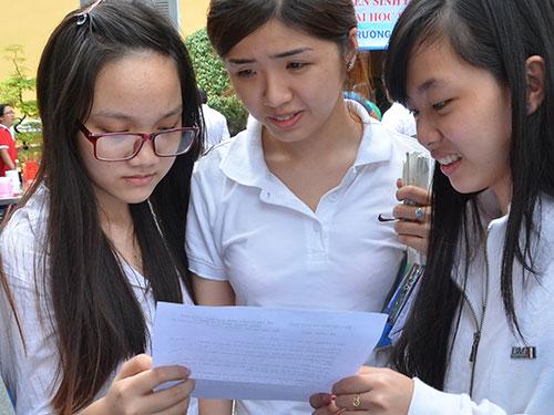 Các trường Đại học, Cao đẳng tự chủ trong công tác tuyển sinh