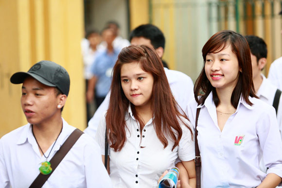 Thí sinh cần đến nhập học đúng thời gian để tránh những điều đáng tiếc có thể xảy ra