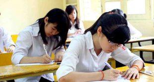 Hoàn thành chuẩn bị cho kỳ thi THPT Quốc gia đang được hoàn thiện
