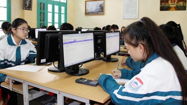 Tổ chức kỳ thi THPT quốc gia trên máy tính sau năm 2020