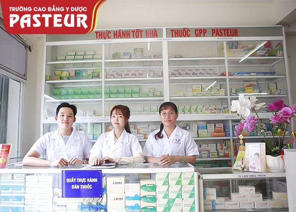 Đào tạo Dược sĩ chuyên nghiệp