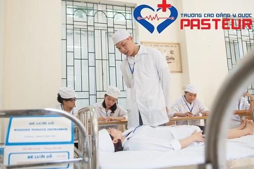 Đào tạo Điều dưỡng viên chú trọng thực hành nâng cao tay nghề Điều dưỡng