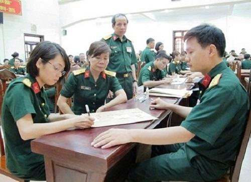 Điểm chuẩn các trường công an, quân đội năm 2017 khi nào công bố?