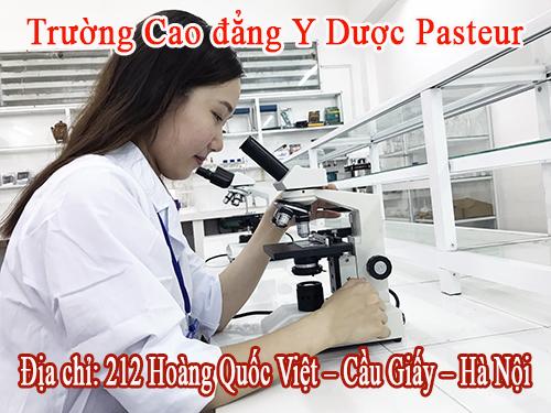 Địa chỉ đào tạo Kỹ thuật viên Xét nghiệm Y học