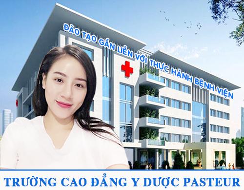 Trường Cao đẳng Y Dược Pasteur là địa chỉ đào tạo uy tín mà sinh viên có thể theo học