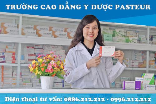 Tư vấn nộp hồ sơ tuyển sinh Cao đẳng Y Dược Pasteur Hà Nội năm 2017