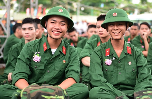 Lưu ý khi đăng ký tuyển sinh vào các trường Quân đội năm 2018