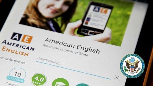 American English - ứng dụng học Tiếng Anh trên điện thoại hiệu quả cho sinh viên
