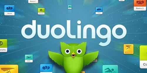 Ứng dụng học tiếng Anh Duolingo là ứng dụng hữu ích cho sinh viên