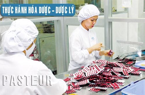 Sinh viên các trường đào tạo ngành Dược hệ Cao đẳng tại Hà Nội có cơ hội việc làm phong phú
