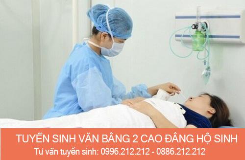 Tuyển sinh văn bằng 2 Cao đẳng ngành Hộ sinh tại Hà Nội ngoài giờ hành chính