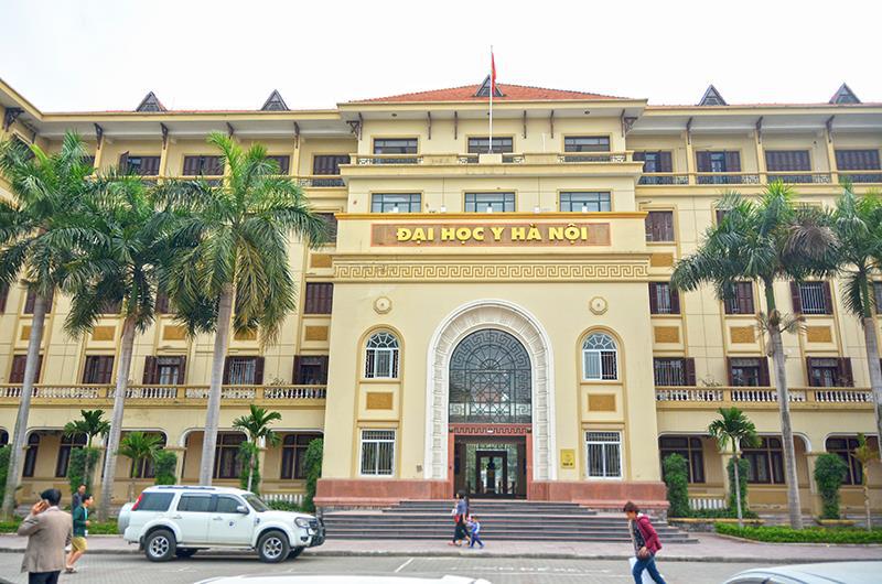 Trường Đại học Y Hà Nội mở rộng đối tượng tuyển thẳng